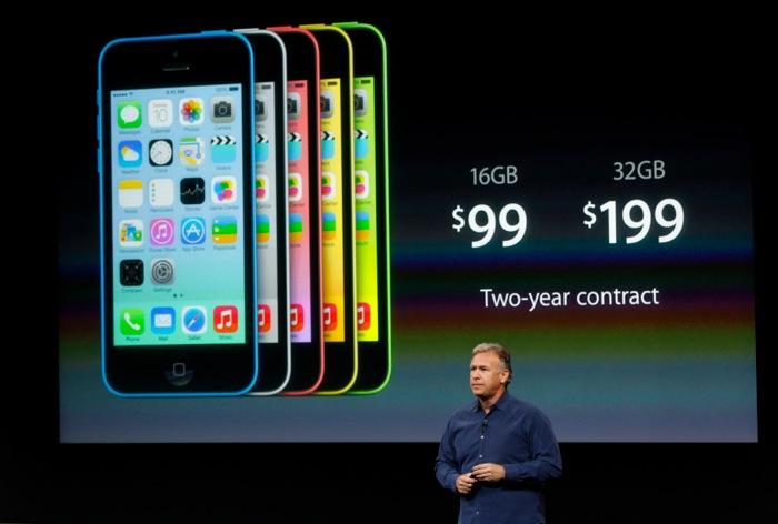 iPhone 5c: Η νέα στρατηγική της Apple