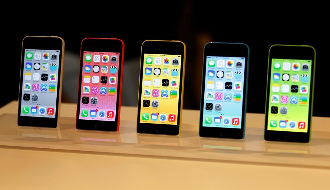Στις 25 Οκτωβρίου τα iPhone 5S και 5C στην Ελλάδα