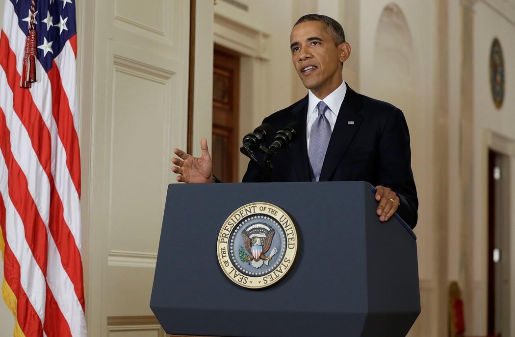 Ομπάμα: «Ναι» στη διπλωματία…με το δάχτυλο στη σκανδάλη
