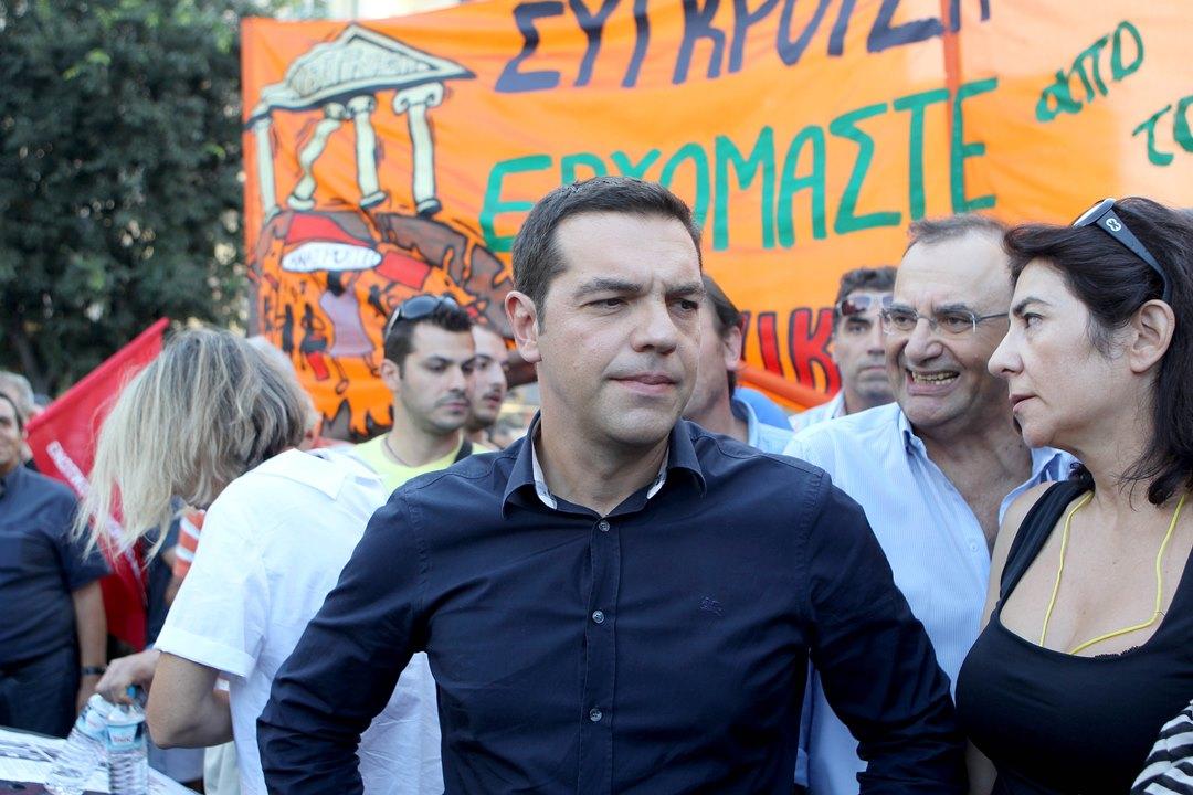 Τσίπρας: «Έγκλημα η συρρίκνωση της ΛΑΡΚΟ»