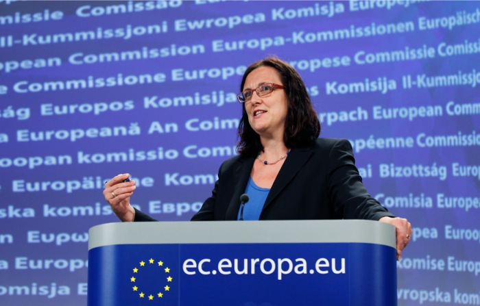 Εξηγήσεις από τις ΗΠΑ ζητά η Επίτροπος Μάλμστρεμ