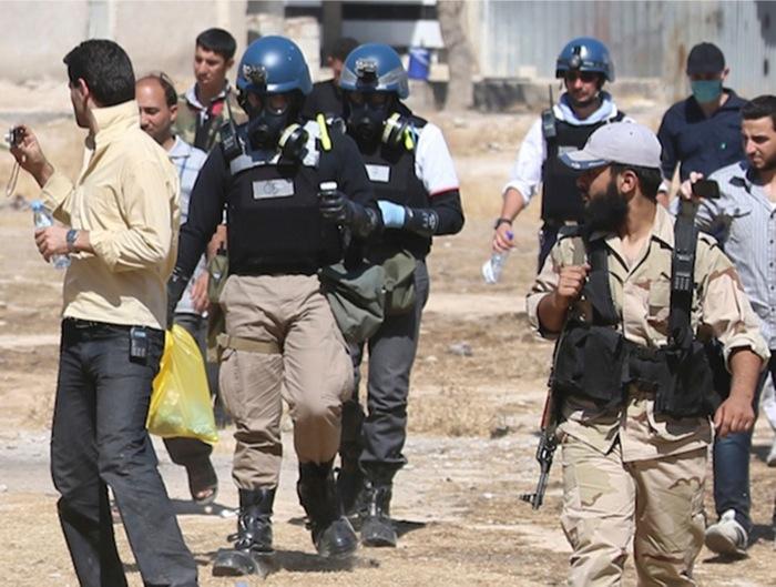 ΟΗΕ: Η Συρία δηλώνει ότι εντάσσεται στη σύμβαση κατά των Χημικών Όπλων