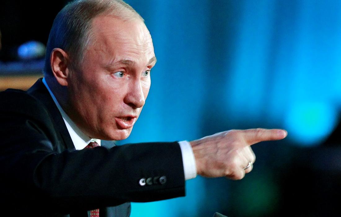 Δριμεία προειδοποίηση Πούτιν προς τις ΗΠΑ
