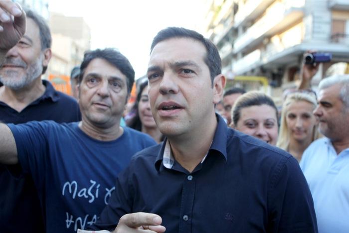 Τσίπρας: «Στόχος τους να δυναμιτίσουν το πολιτικό σκηνικό»