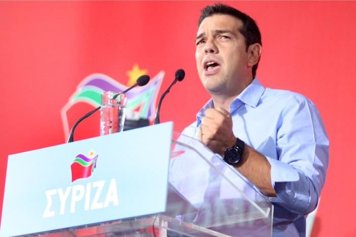 Τσίπρας: «Το σχέδιο των 100 πρώτων ημερών της κυβέρνησης της Αριστεράς»
