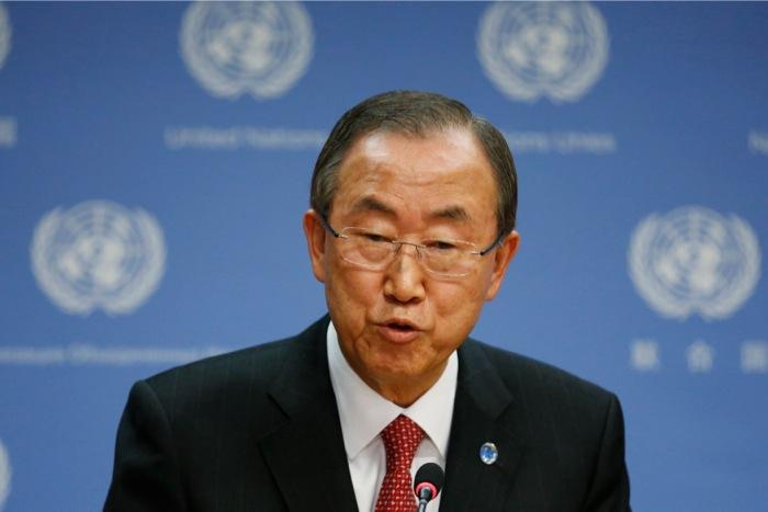 «Βέβαιος» για τη χρήση χημικών όπλων δηλώνει ο Μπαν Κι-Μουν