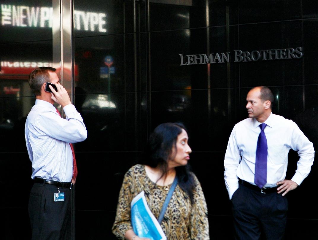 Ποιοι πλούτισαν από τη κατάρρευση της Lehman Brothers
