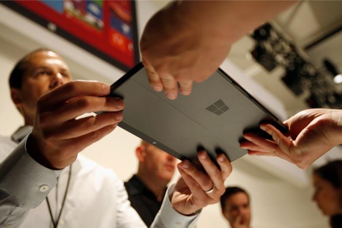 Δώστε το παλιό σας iPad στην Microsoft!