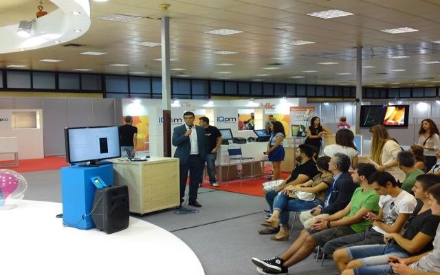Παρουσίαση του Google Nexus 7 στη ΔΕΘ