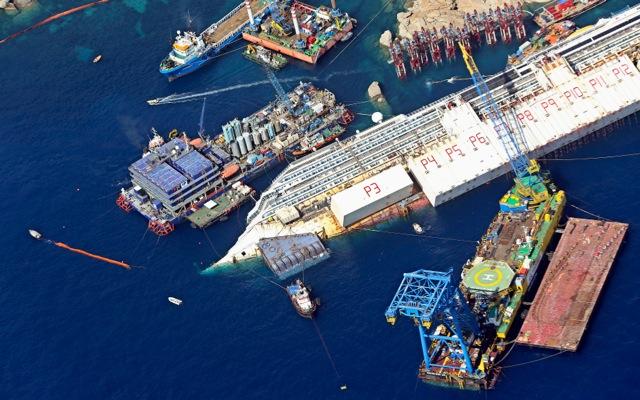 Costa Concordia: Ή τώρα ή ποτέ!