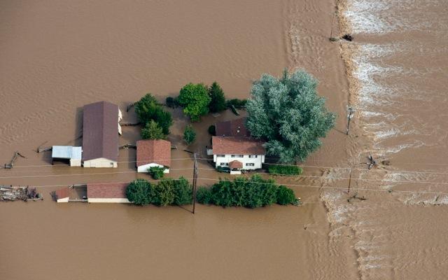 Καταστροφικές πλημμύρες στις ΗΠΑ