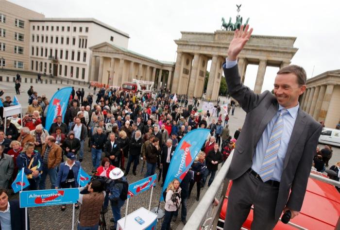 Η ερμηνεία των βαυαρικών εκλογών ανησυχεί τους Χριστιανοδημοκράτες