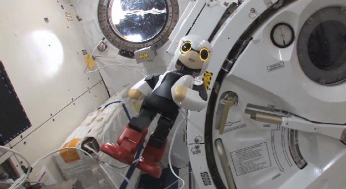 Kirobo: Το ρομπότ που μιλάει από το Διάστημα