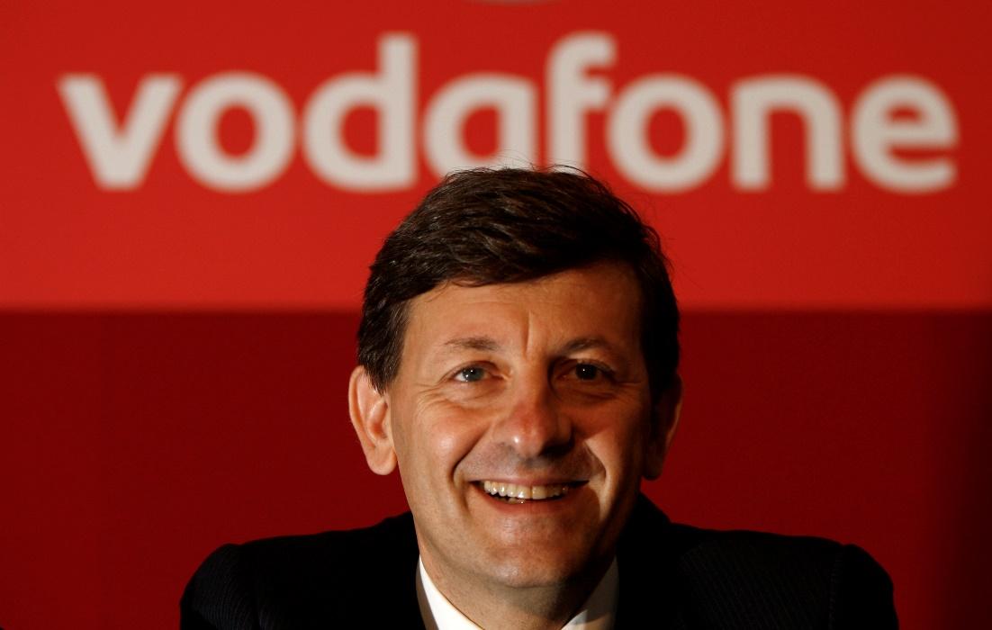Βιτόριο Κολάο: «Η Vodafone εξετάζει νέες επενδύσεις στην Ελλάδα»
