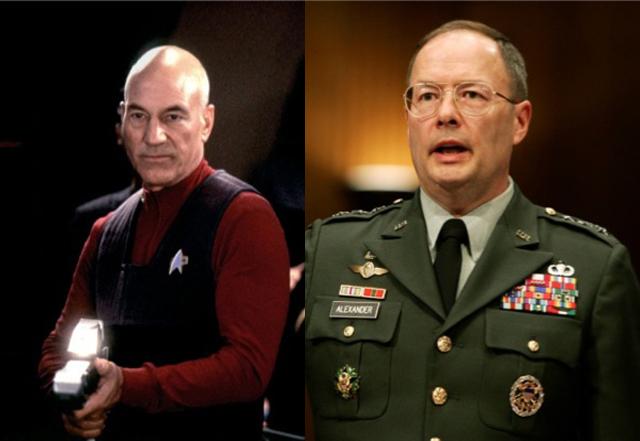 Ο «captain Picard» της NSA