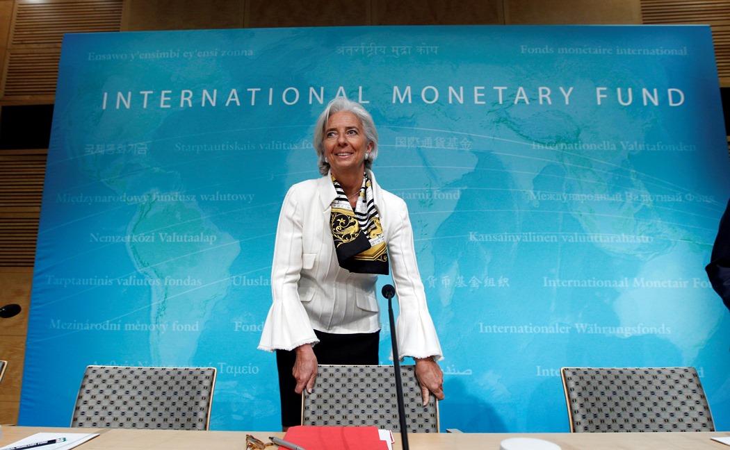 ΔΝΤ: Στο 4% ο ρυθμός ανάπτυξης της παγκόσμιας οικονομίας το 2014
