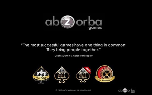 AbZorba Games: Έσπασε το φράγμα των 2 εκατομμύριων downloads