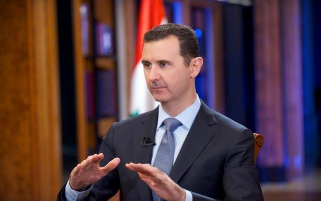 Άσαντ: Καταστροφή των χημικών όπλων σε ένα χρόνο
