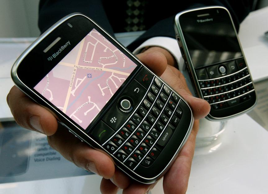 Η Blackberry σχεδιάζει απολύσεις προσωπικού