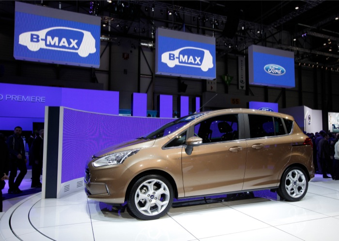 Ρουμανία: Προσωρινή διακοπή της παραγωγής του μοντέλου B-MAX της Ford