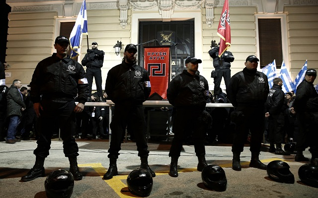 Μέτωπο Ελλήνων Ευρωβουλευτών κατά της ανόδου του νεοναζισμού