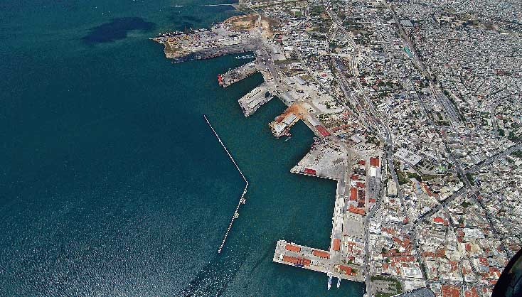 Ρώσοι κατέθεσαν προσφορά και για το λιμάνι της Θεσσαλονίκης