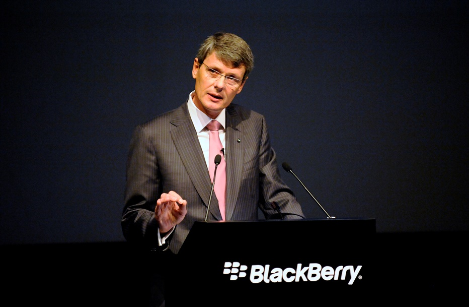 Η Blackberry απέλυσε 4.500 εργαζόμενους