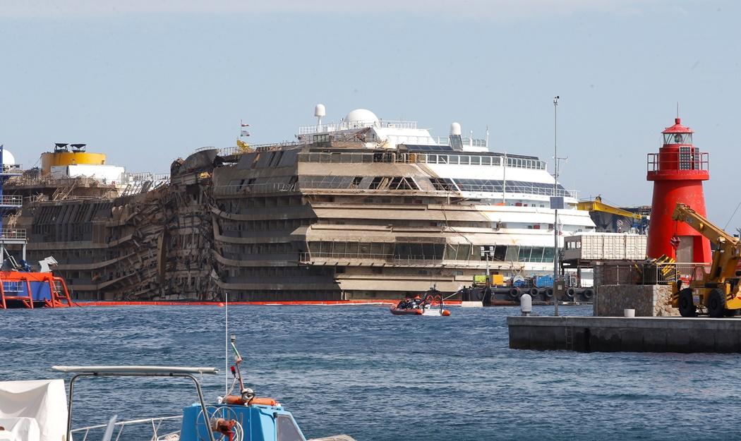 Τι θα απογίνει το Costa Concordia