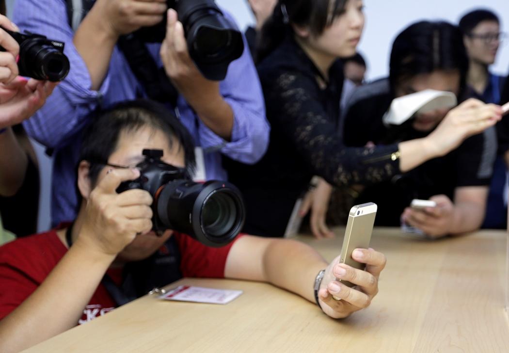 Το iPhone στο δρόμο του μεταξιού
