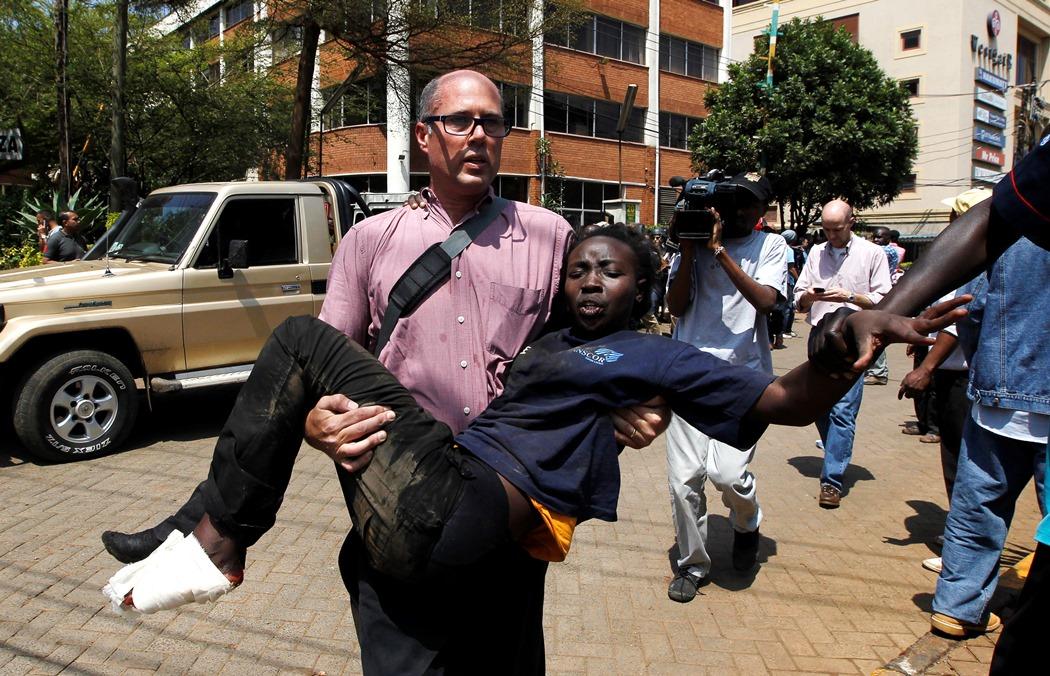 Κένυα: Ένοπλη επίθεση σε εμπορικό κέντρο με τουλάχιστον 22 νεκρούς
