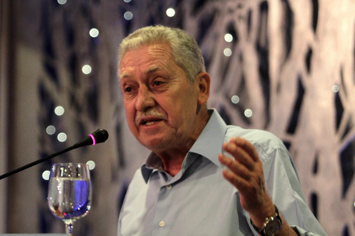 Κουβέλης: «Ούτε με ΝΔ και συντήρηση, ούτε με ΣΥΡΙΖΑ και λαϊκισμό»
