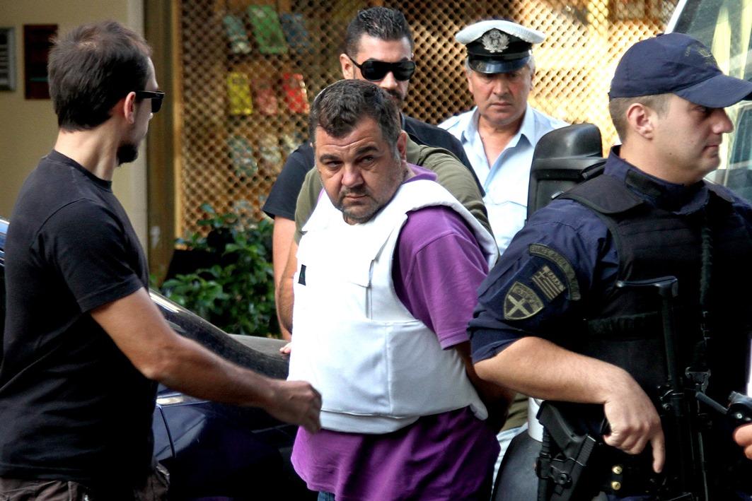 Προφυλακιστέος ο 45χρονος δολοφόνος του Παύλου Φύσσα