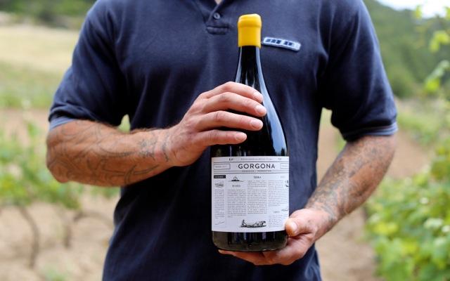 Το κρασί της Γοργόνας