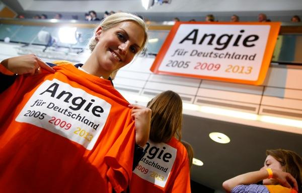 Ο θρίαμβος της «αγαπημένης Angie» των Γερμανών στα ΜΜΕ