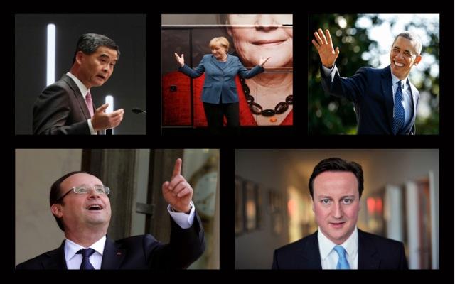 Το μισθολόγιο των ηγετών του κόσμου