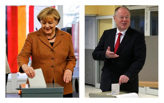 Στην «τελική ευθεία» οι γερμανικές εκλογές