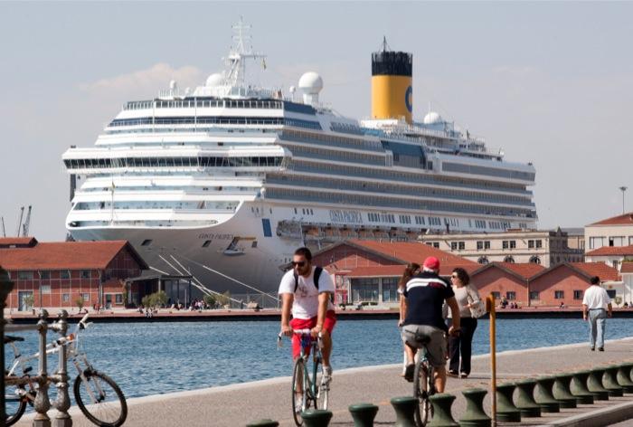 Στα 5,5 εκατ. οι τουρίστες κρουαζιέρας στην Ελλάδα