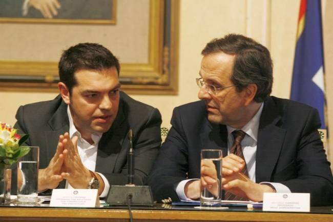 Δημοσκόπηση Rass: Με 2,7% προηγείται η ΝΔ έναντι του ΣΥΡΙΖΑ