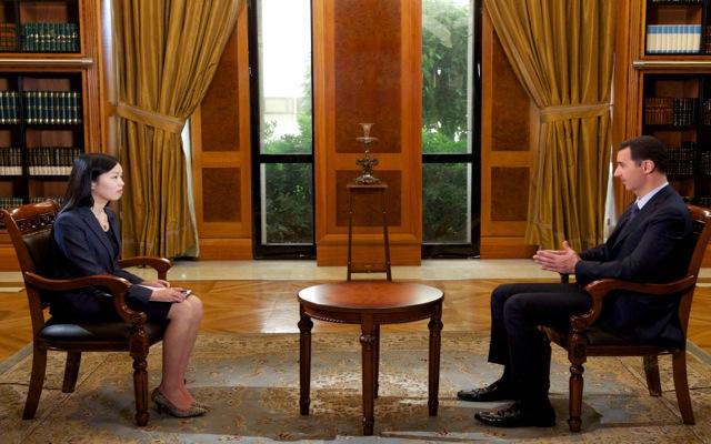 «Δεν ανησυχεί» ο Άσαντ για ενδεχόμενο ψήφισμα του ΟΗΕ