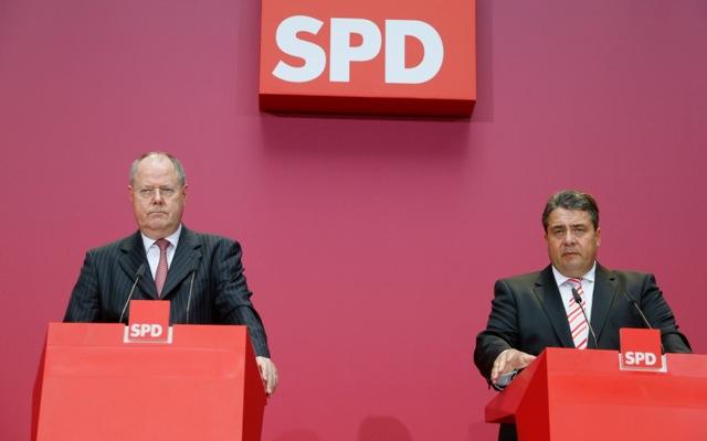 Ανοικτό αφήνει το SPD το ενδεχόμενο συνεργασίας με την Μέρκελ