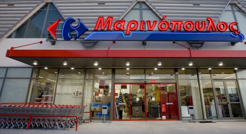 Μαρινόπουλος: Επενδύει 60 εκατ. ευρώ για τη μείωση των τιμών