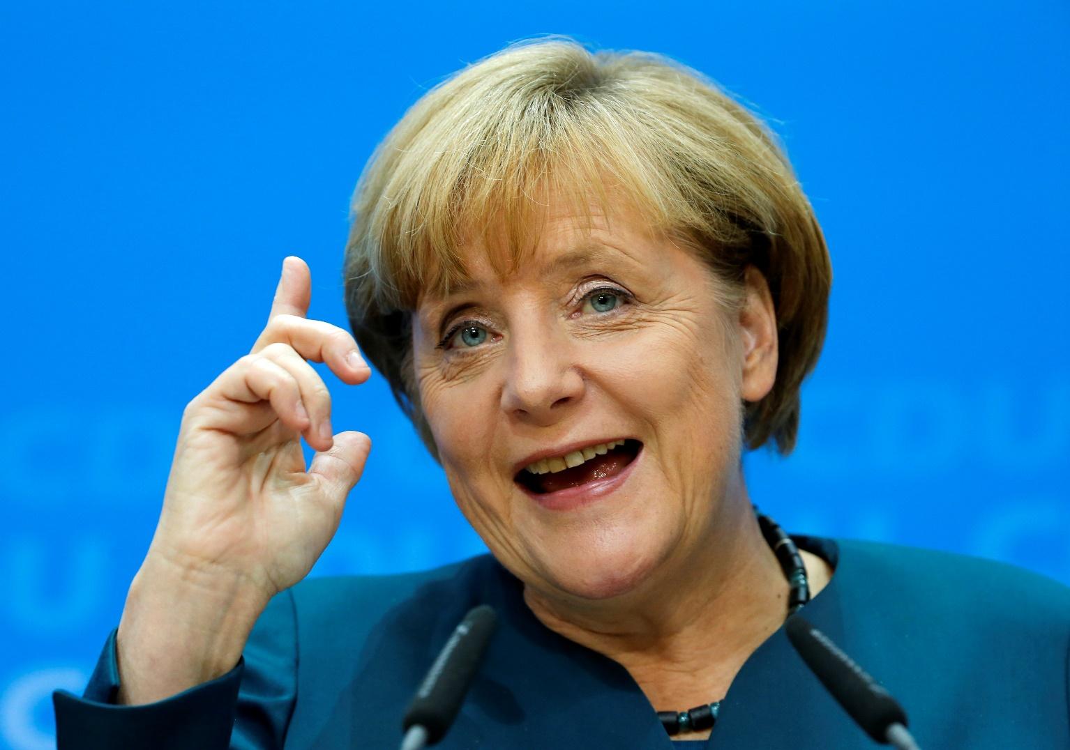 Μέρκελ: Καμία αλλαγή στην γερμανική πολιτική για την ευρωζώνη