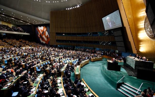 Η Συρία και το Ιράν στο επίκεντρο της Γενικής Συνέλευσης του ΟΗΕ
