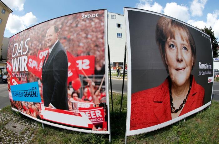 Οι Σοσιαλδημοκράτες θέτουν όρους στην Μέρκελ