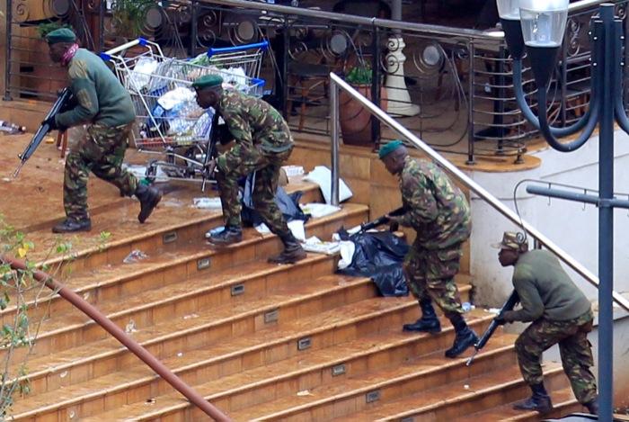 Έληξε η ομηρία στην Κένυα
