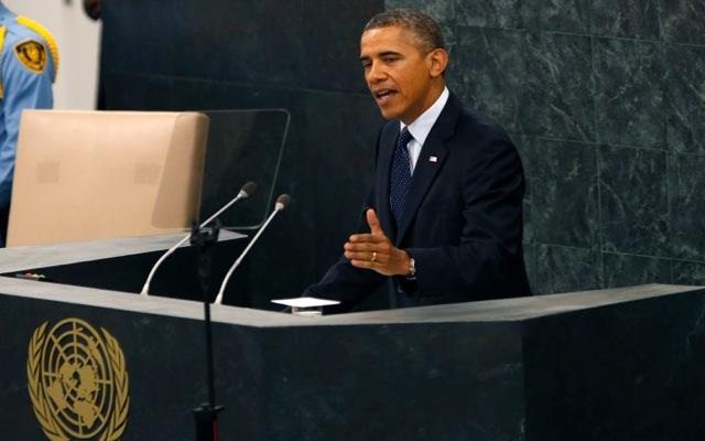 Μπαράκ Ομπάμα: Προειδοποίηση σε Συρία, «άνοιγμα» στο Ιράν