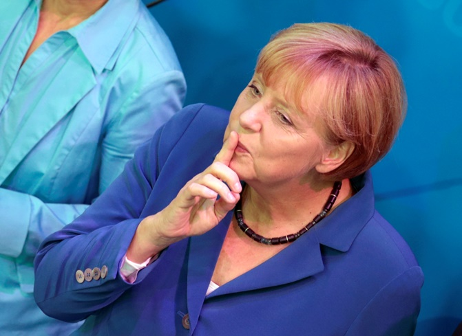 SPD σε Μέρκελ: «Δώσε ένα τέλος στη λιτότητα»