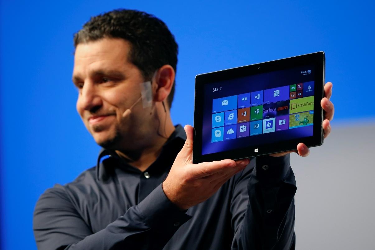Microsoft: Φιλοδοξεί να «χτυπήσει» τα iPad με τις ταμπλέτες Surface