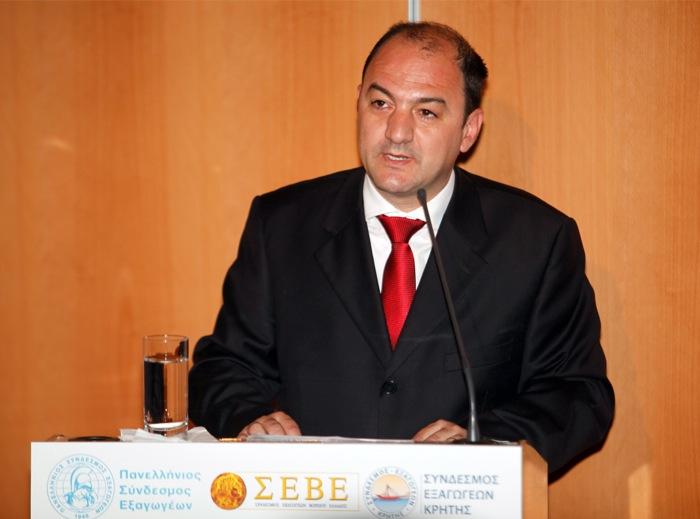 Απαραίτητη η εξωστρέφεια για τον πρόεδρο του ΣΕΒΕ