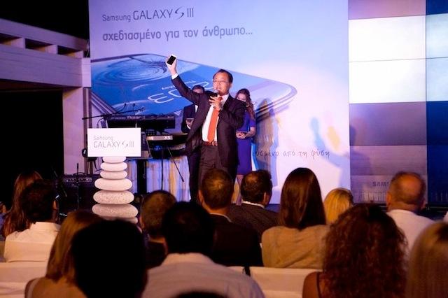 Στην Ελλάδα τα Samsung Galaxy Note 3 και Galaxy Gear